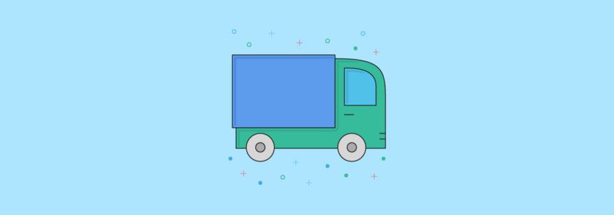 Обложка: Как далеко вы сможете доставить груз на N грузовиках