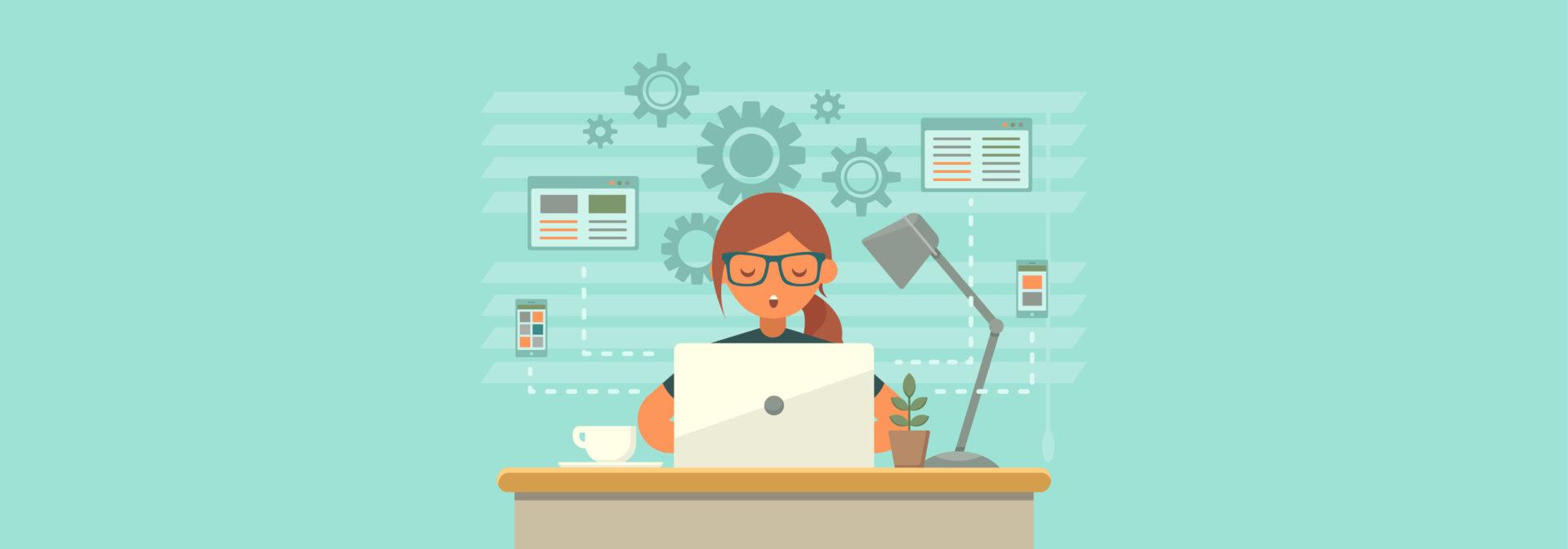 Логотип «В какой отрасли программирования можно добиться большего успеха и лучше зарабатывать на жизнь?»