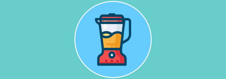 Обложка: Задача про блендер