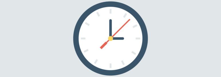 Обложка: У вас есть аналоговые часы с секундной стрелкой. Сколько раз в день все три стрелки часов накладываются друг на друга?