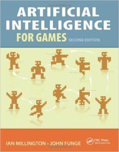 Обложка книги «Artificial Intelligence for Games»