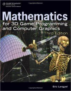 Обложка книги «Mathematics for 3D Game Programming and Computer Graphics»