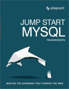 Обложка книги «Jump Start MySQL»