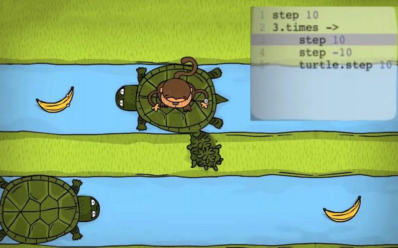 скриншот игры Code Monkey