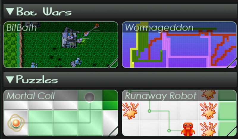 скриншот игры с Hacker