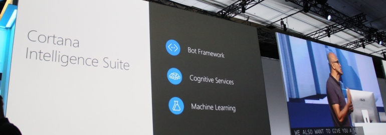 Обложка: Обзор: создаем погодного бота на основе Microsoft Bot Framework и искусственного интеллекта LUIS