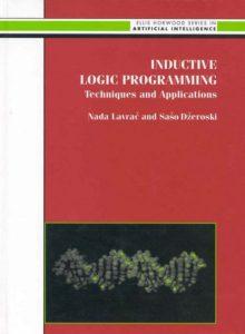 Обложка книги «Inductive Logic Programming: Theory and Methods»