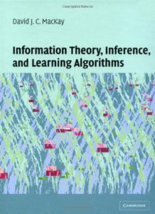 Обложка книги «Information Theory, Inference, and Learning Algorithms»