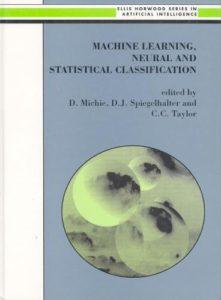 Обложка книги «Machine Learning, Neural and Statistical Classification»