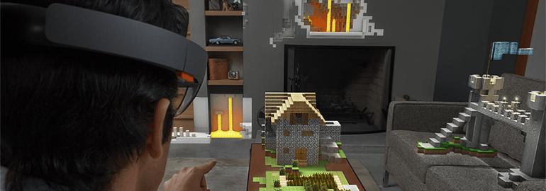 Обложка: Как разрабатывать приложения смешанной реальности для Microsoft HoloLens: взаимодействие с голограммами