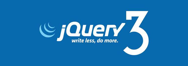 Обложка: 17 нововведений jQuery 3 и советы по их использованию