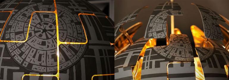Обложка: Как собрать свою Звезду Смерти из светильника IKEA — экспериментальный материал от Tproger