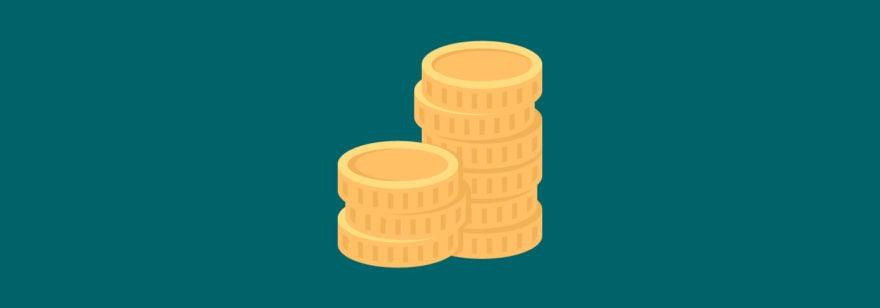 Обложка: Задача про стопку монет