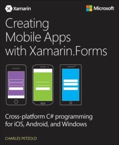 Обложка книги «Creating Mobile Apps with Xamarin.Forms»