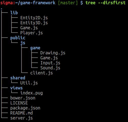 game-framework