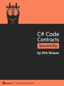 Обложка книги «C# Code Contracts Succinctly»