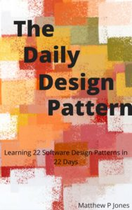 Обложка книги «The Daily Design Pattern»