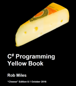 Обложка книги «C# Programming Yellow Book»
