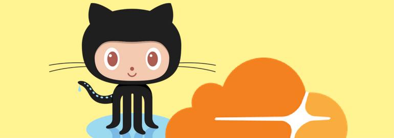 Как настроить сайт с помощью GitHub и Cloudflare