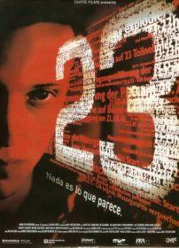 Обложка фильма «23»