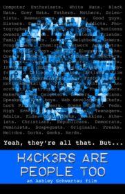 Обложка фильма «Hackers Are People Too»
