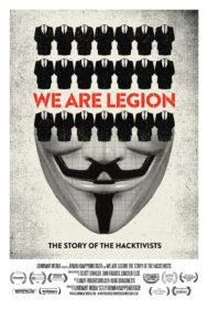 Обложка фильма «Имя нам легион: История хактивизма»