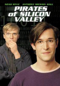 Обложка фильма «Пираты Силиконовой Долины»