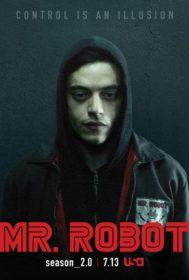 Обложка фильма «Мистер Робот»