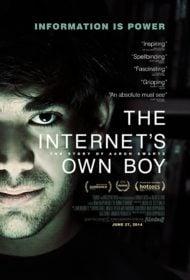 Обложка фильма «Интернет-мальчик: История Аарона Шварца»
