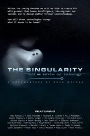 Обложка фильма «The Singularity»