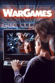 Обложка фильма «Военные игры»