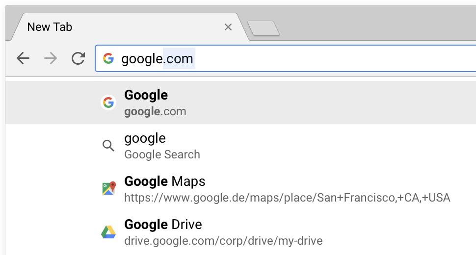 Версии Google Chrome For Mac