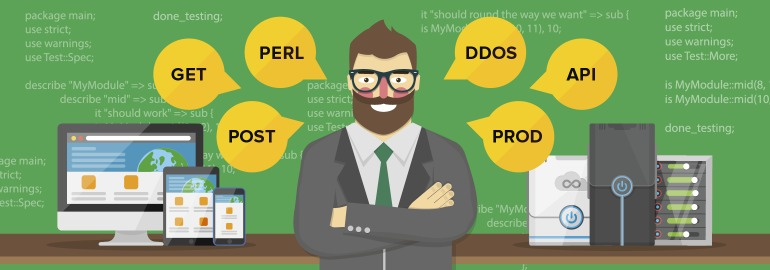 Обложка: Можно ли пустить бобра в продакшн? Тест на знание сленга веб-разработчиков от Tproger и REG.RU