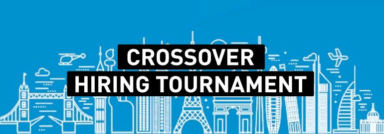 Иллюстрация: Crossover Hiring Tournament