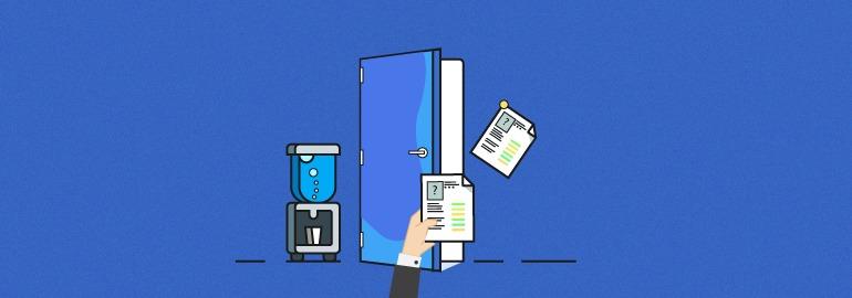 Обложка: Как найти первую работу в IT: план действий для начинающих
