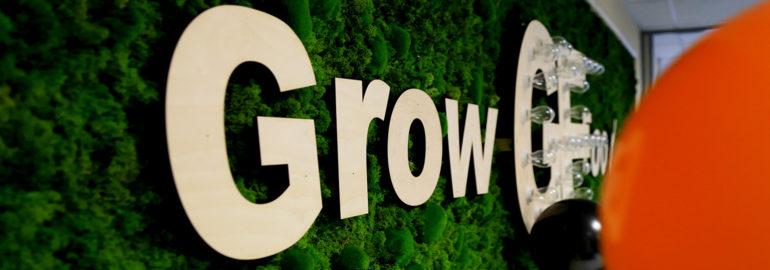 Обложка: Grow Food