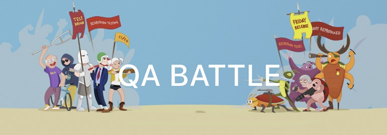 Иллюстрация: QA Battle
