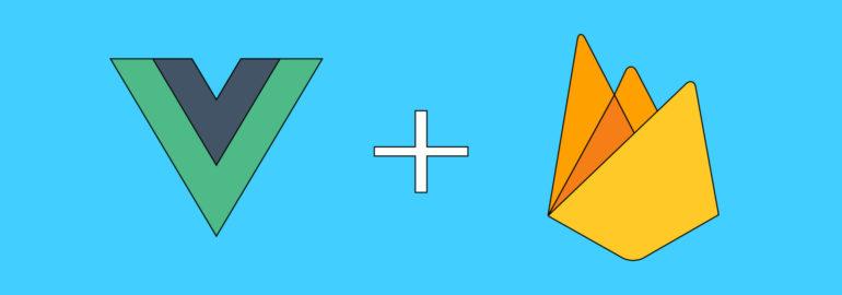 Обложка: Создание простого веб-приложения с Vue и Firebase