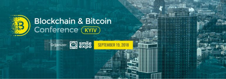 Иллюстрация: Blockchain & Bitcoin Conference Kyiv