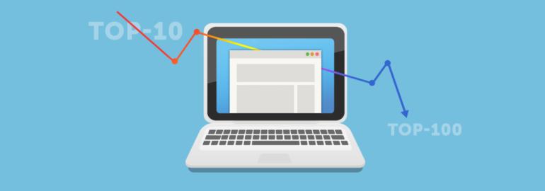 Обложка: 10 типичных ошибок в продвижении сайтов и как их избежать