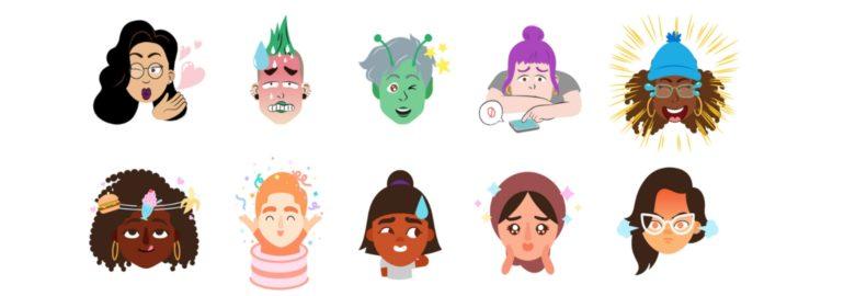 emoji Google