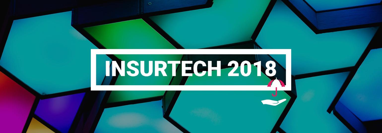 Логотип «Финтех-акселератор Insurtech 2018»