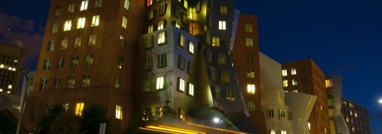 Колледжа вычислительных технологий MIT