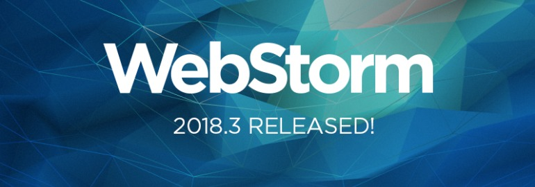 Вышла WebStorm 2018.3