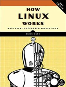 Обложка книги «How Linux Works: What Every Superuser Should Know»
