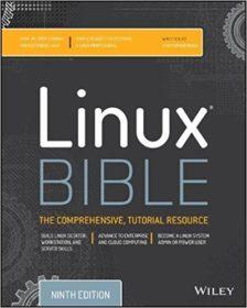 Обложка книги «Linux Bible»