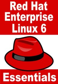Обложка книги «Red Hat Enterprise Linux 6 Essentials»