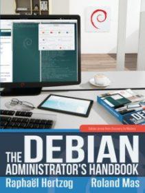 Обложка книги «Настольная книга администратора Debian»