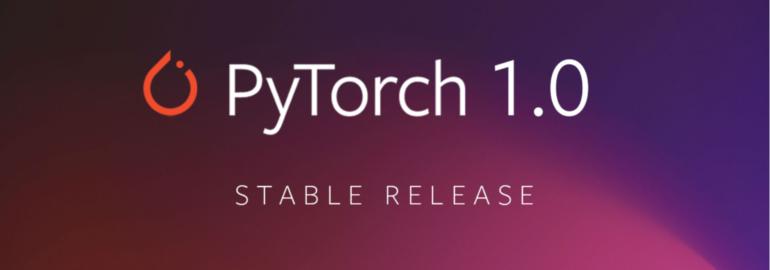 Релиз PyTorch 1.0