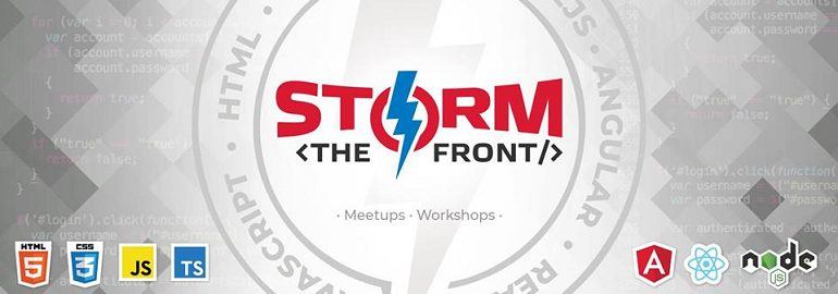 Storm the Front #3